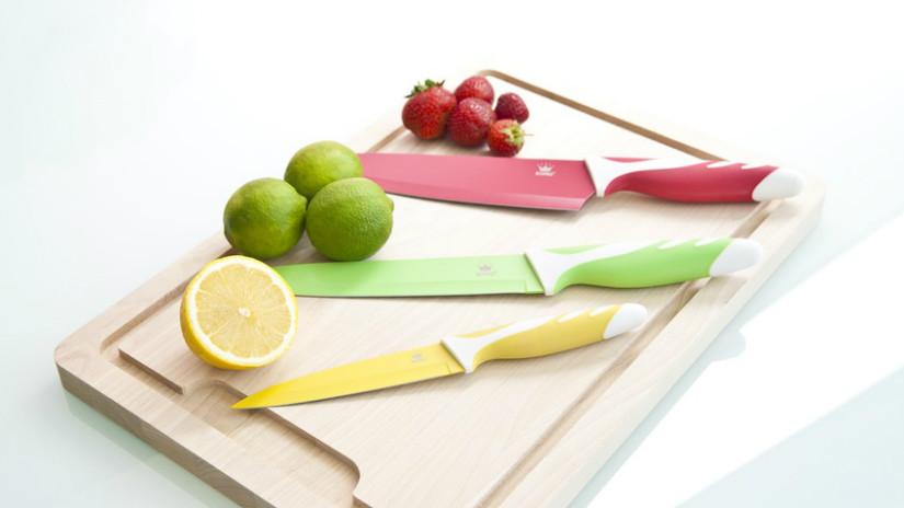 Passende Unterlage für die Messerpflege