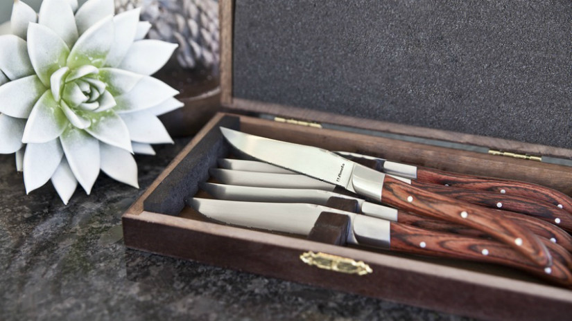 Passende Aufbewahrung und Tipps für die Messerpflege