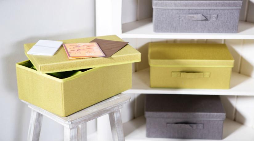 Schachteln basteln mit Papier