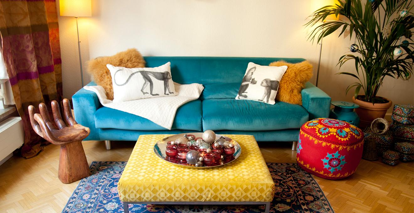kissenbezüge >> rabatte bis zu -70%   westwing, Wohnzimmer dekoo
