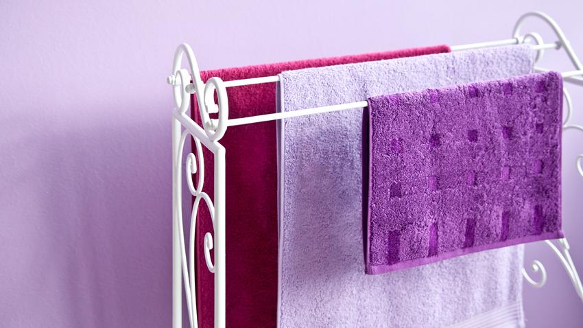 Wäscheständer Handtücher