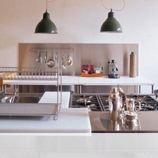 Küchenleuchter
