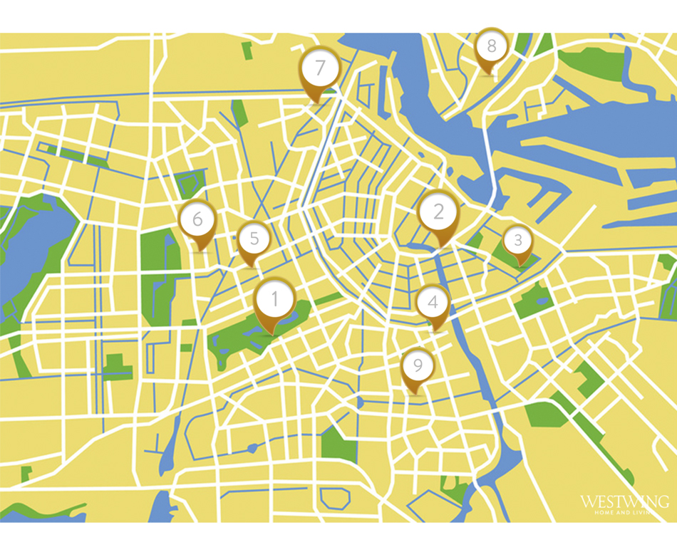 Königstag Flohmarkt Karte
