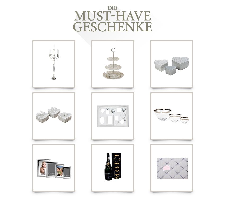 Must-haves-Geschenk