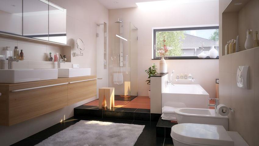 badvorleger: jetzt rabatte bis -70% | westwing, Badezimmer