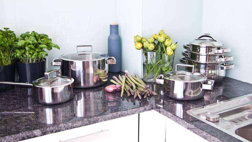 Silit Schnellkochtopf - so schnell geht Kochen