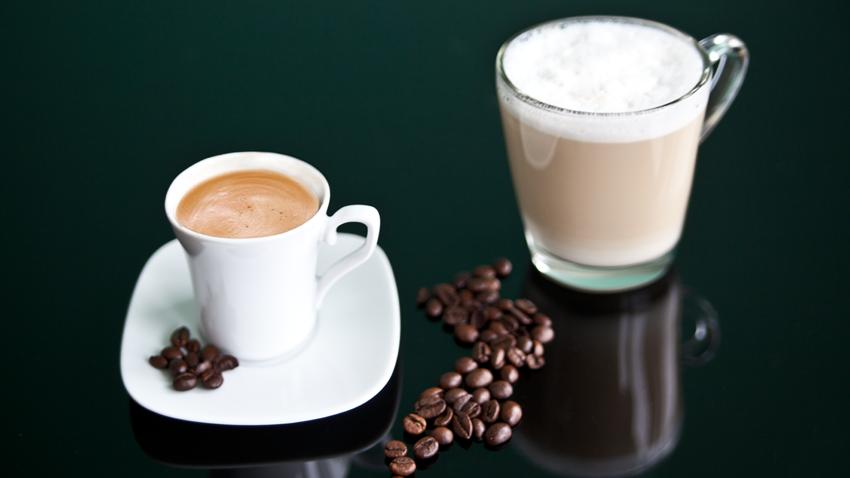 Kaffeegläser