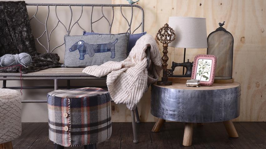 Kuscheldecke selbst gestalten cozy
