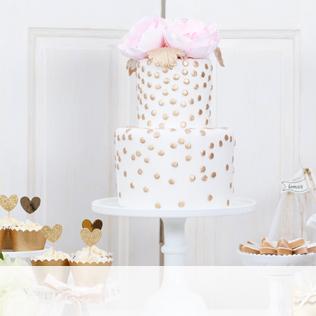 Tortendeko Hochzeit