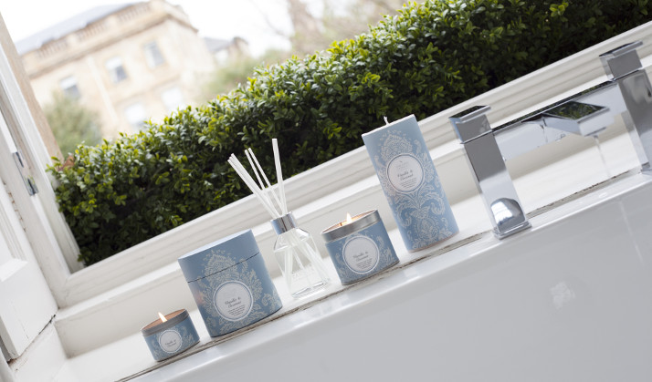 Shearer Candles blau