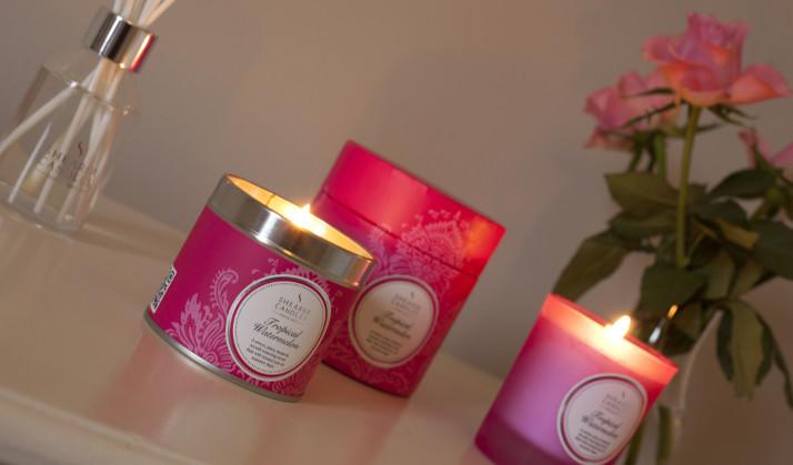 Shearer Candles rosa