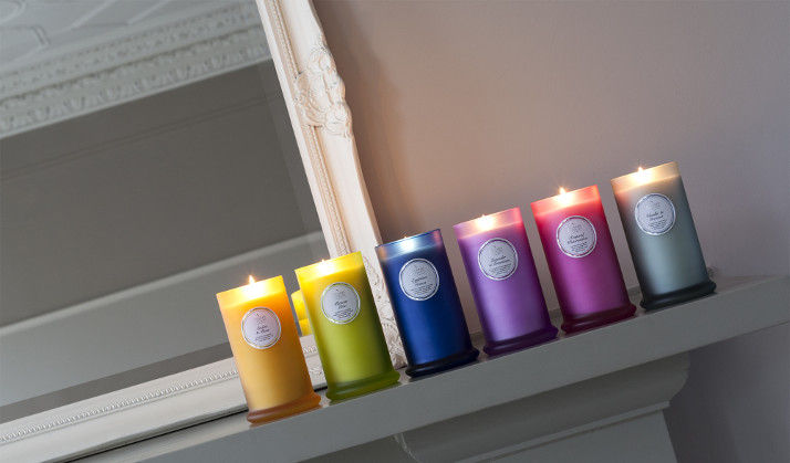 Shearer Candles bunte Kerzen