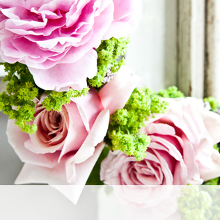 Blumengirlanden