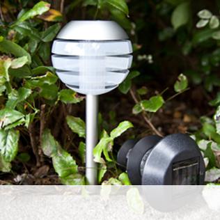 Gartenlaterne Solar