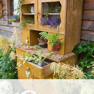 Gartenschrank