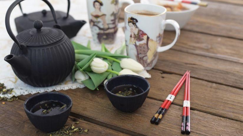 Teekanne chinesisch