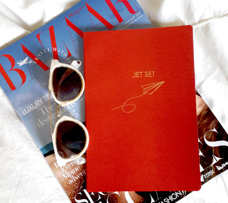 Sloane Stationery Notizbuch  Jet Set