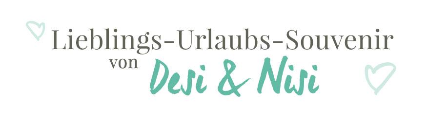 Desi und Nisi von teetharejade.com