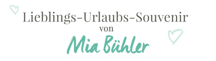 Uberding - Mia Bühler
