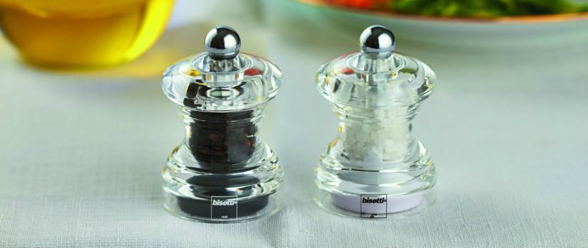 Salz und Pfeffermühle Set