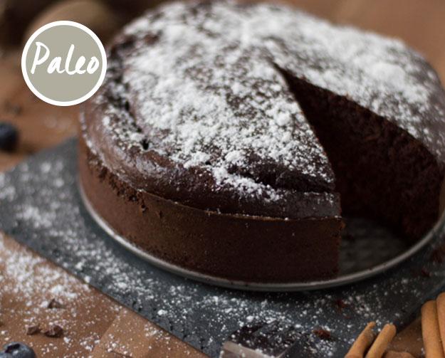 Rote Rüben Schokoladen Kuchen
