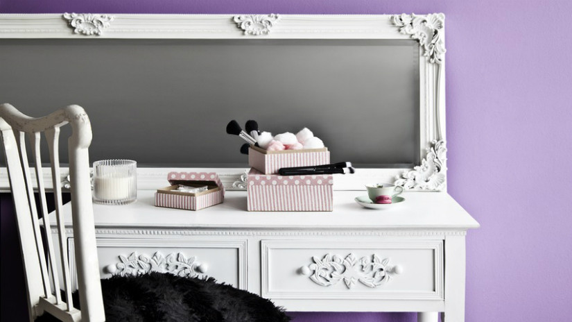 stuhl shabby chic inspirationen bei westwing. Black Bedroom Furniture Sets. Home Design Ideas
