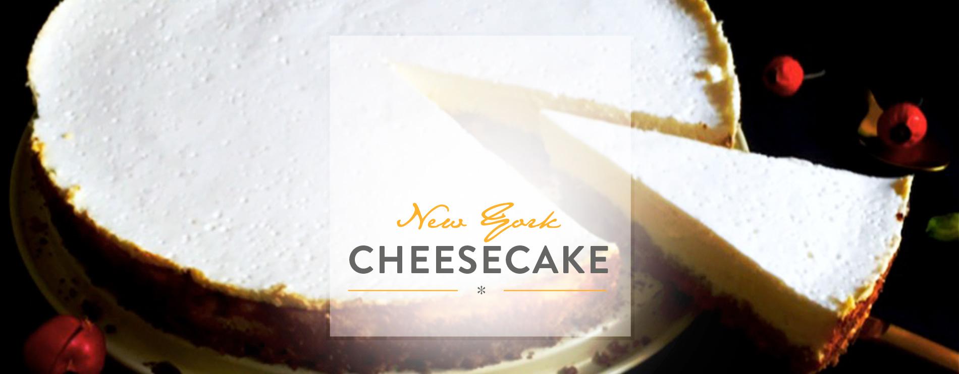 Header NY Cheesecake