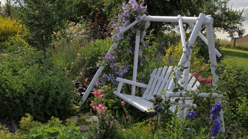 Gartenschaukel für Garten und Outdoor