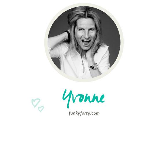 Yvonne von Funkyforty.com