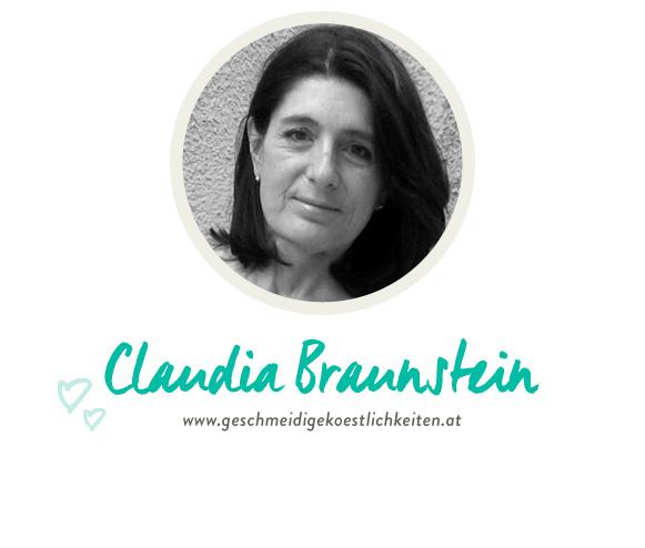 Portrait Claudia Bernstein