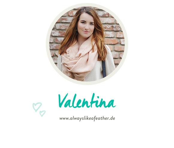 Valentina von Always like a feather