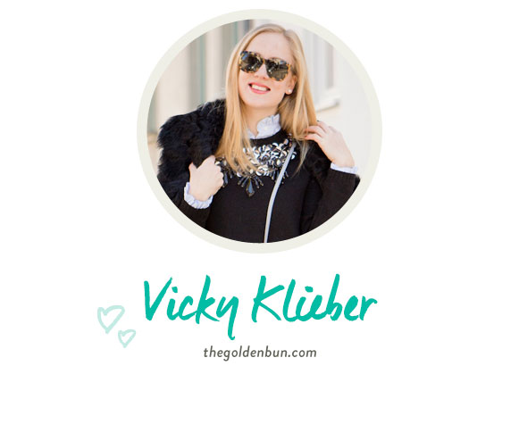 Vicky Klieber von The Golden Bun