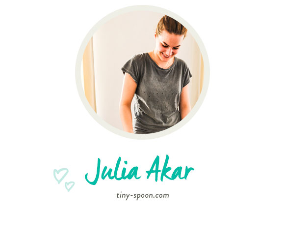 Julia Akar von tiny-spoon.com