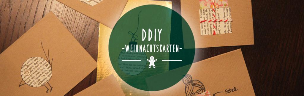Header DDIY Weihnachtskarten