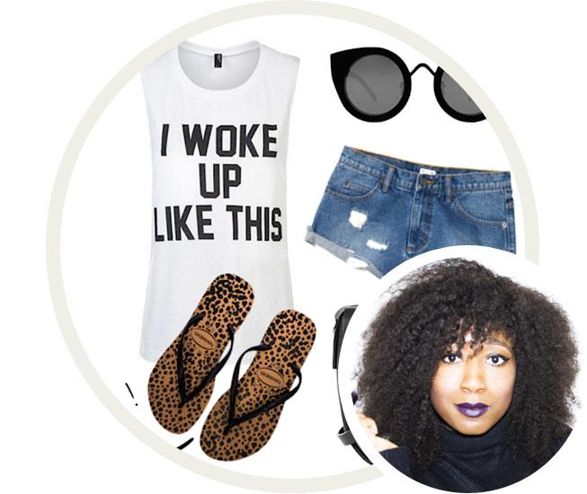 perfekte Outfit von Jocelyne