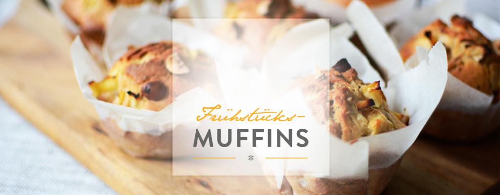 Titelbild Frühstücksmuffins