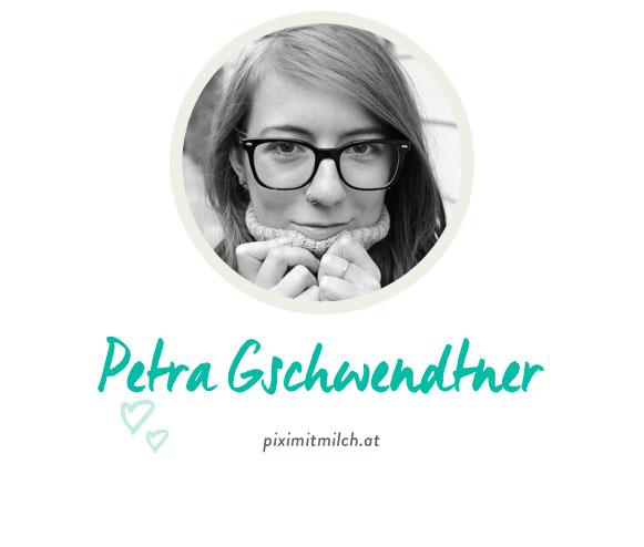 Portrait Petra Gschwendtner von piximitmilch.at