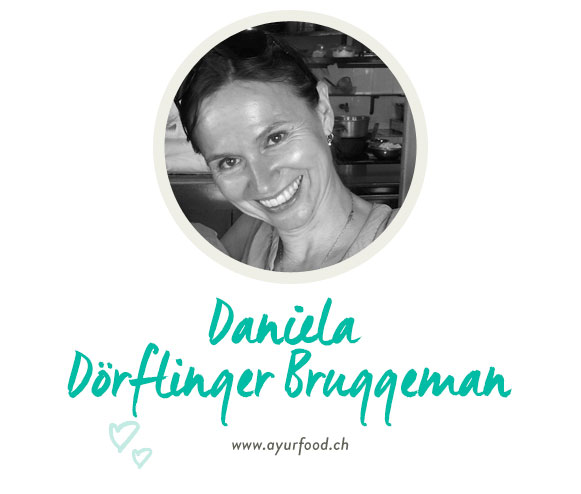 Daniela Dörflinger Bruggeman von ayurfood.ch