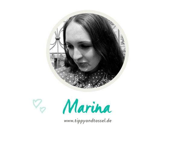 Marina von www.tippyandtassel.de