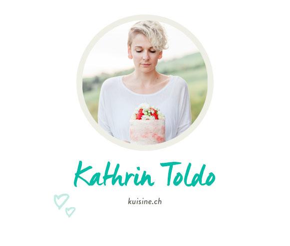 Kathrin Toldo von kuisine.ch