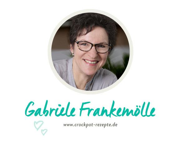 Portrait Gabriele Frankemölle