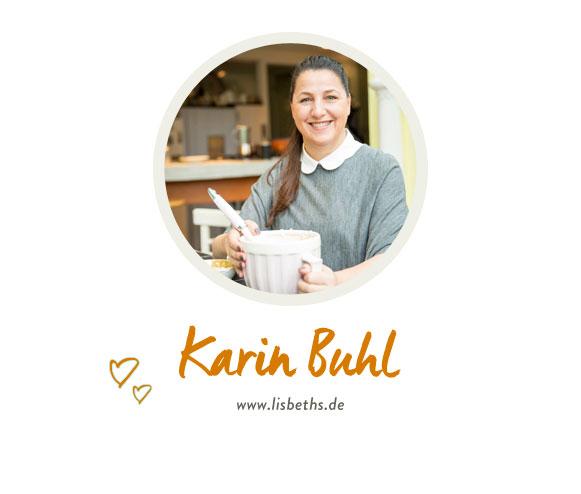 Karin Pohl von www.lisbeth.de