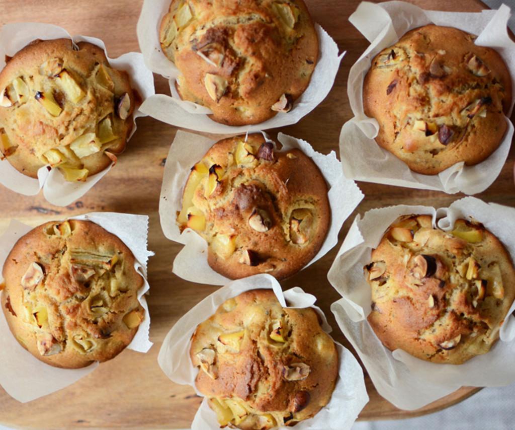 Frühstücksmuffins von piximitmilch.at