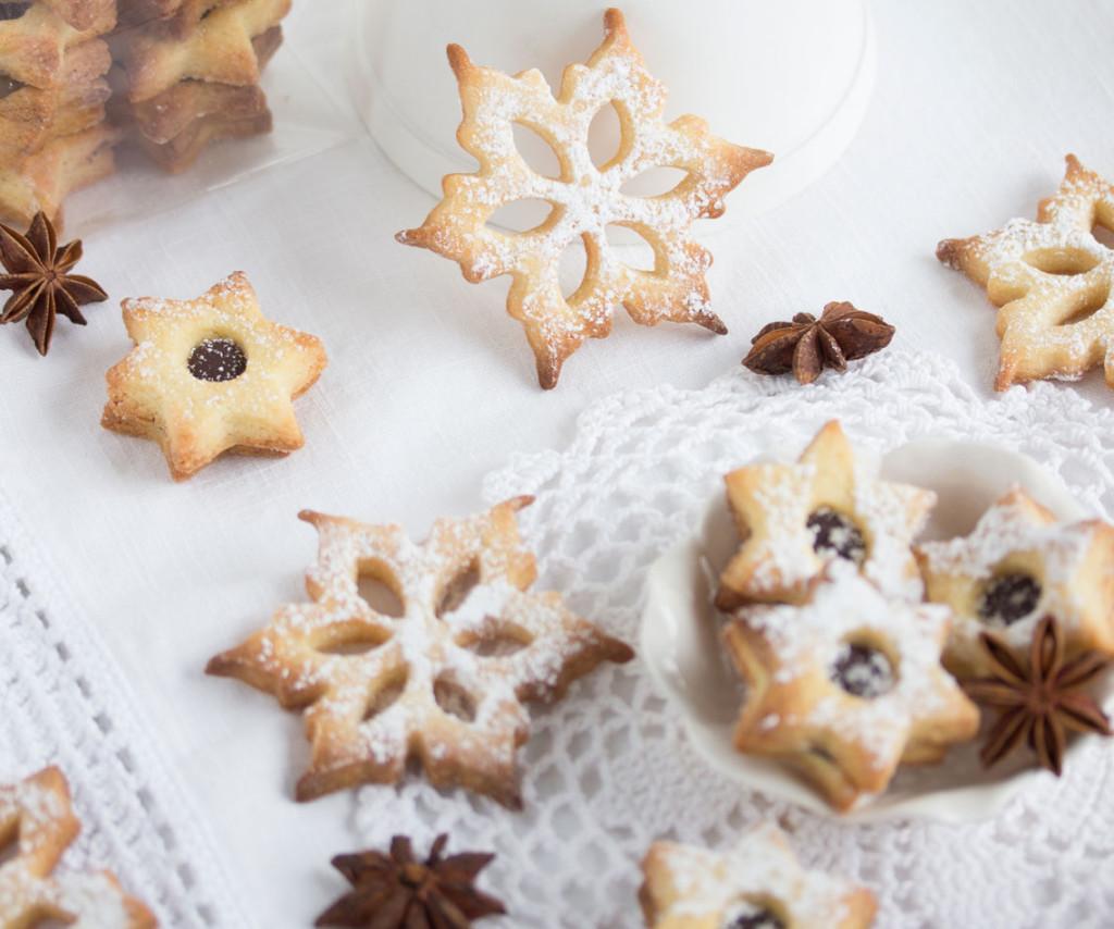 Zubereitung Kardamom Cookies
