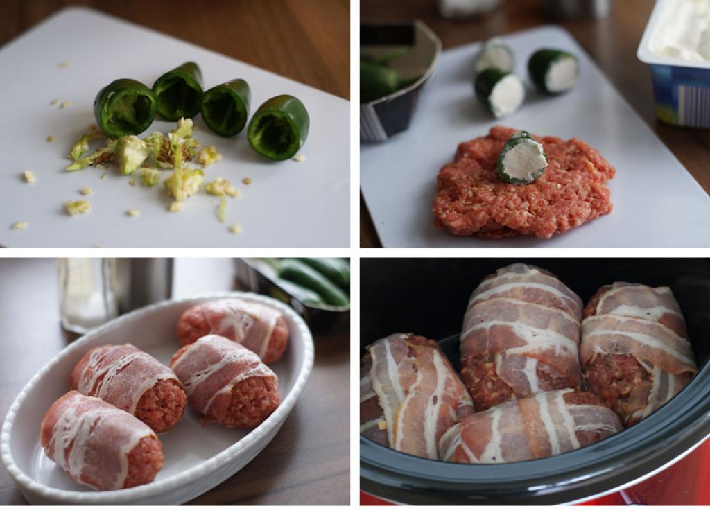 Anleitung Zubereitung Bacon Bombs
