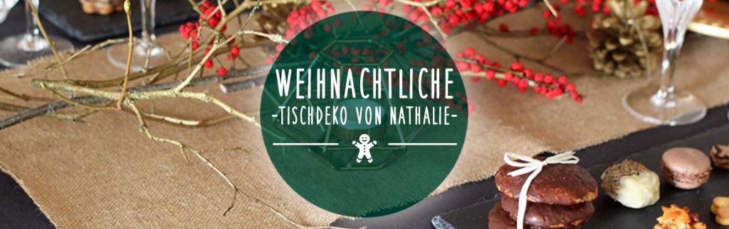 Weihnachtliche Tischdeko > Fashionisforidiotslikeus.com