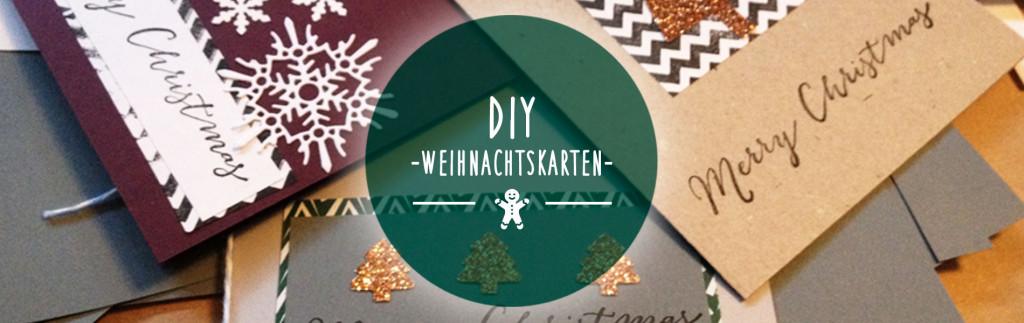 Header DIY Weihnachtskarten