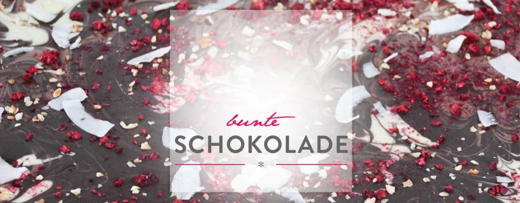 Header Bunte Schokolade