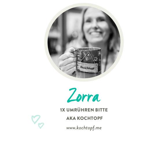 Zorra von Kochtopf.me