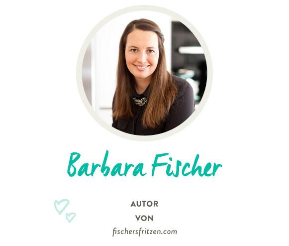 Portrait von Barbara Fischer von fischersfritzen.com